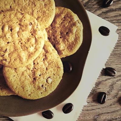 Coffee Chocolatechip Cookies