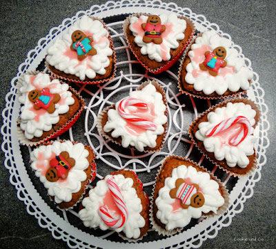 Glühwein – Muffins