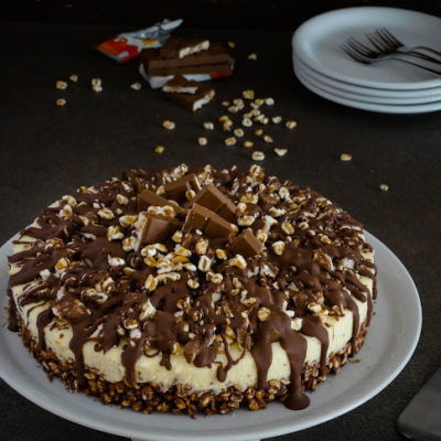 Kinder Country Torte (no bake)