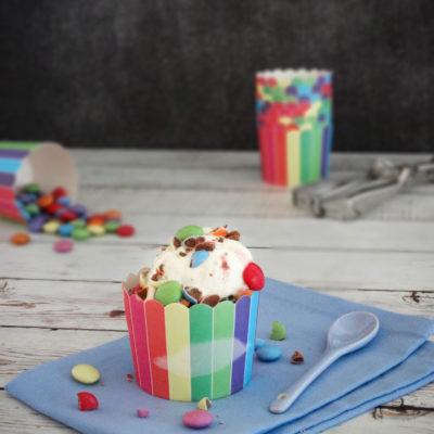 Sahniges Eis (ohne Ei) – fast wie McFlurry®