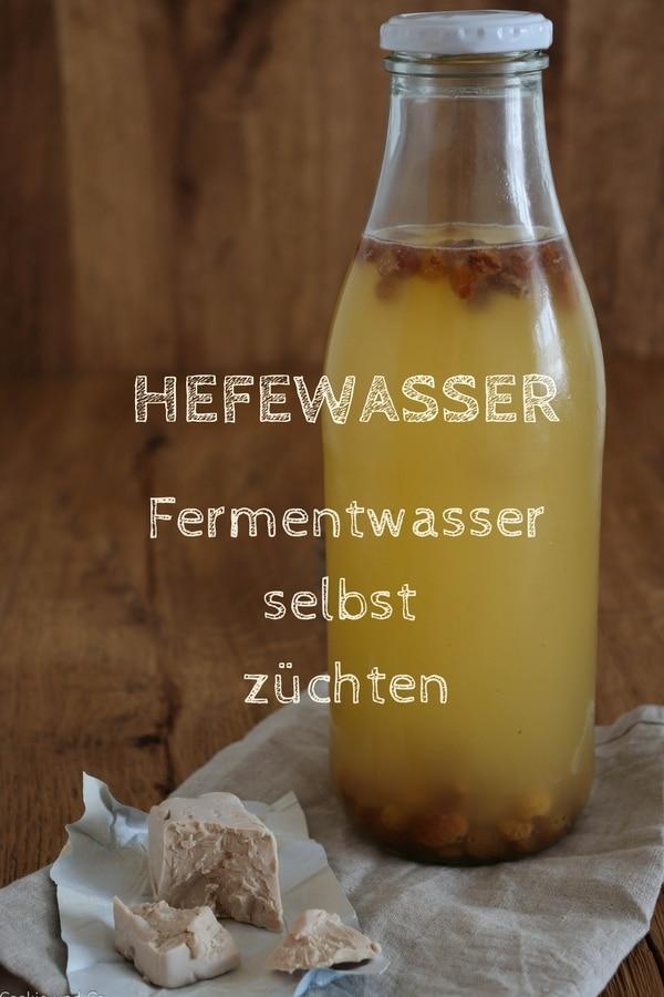 Hefewasser