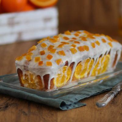 Orangen-Vanille-Kuchen mit Licor 43