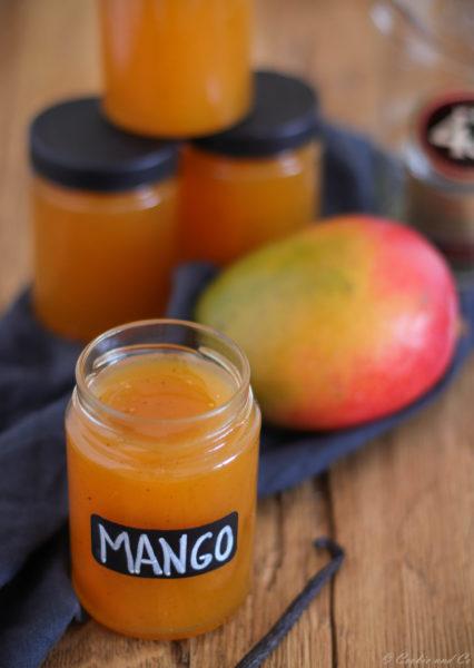Mango-Maracuja-Konfitüre