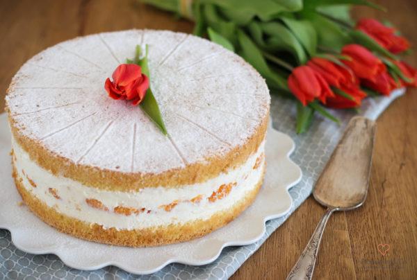 Kase Sahne Torte Ein Klassiker Am Tortenhimmel Cookie Und Co