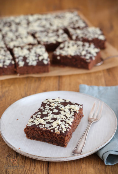 Zucchini Kuchen Schokoladig Saftig Cookie Und Co