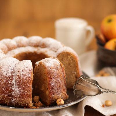 Apfel-Dinkel-Kuchen (Familienrezept)