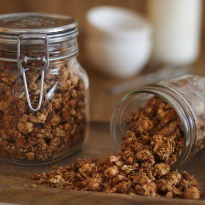 Nuss-Crunchy (Müsli)