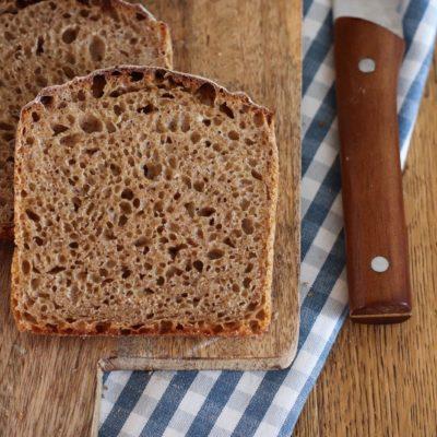 Ruchbrot mit Malzbier: einfach & lecker