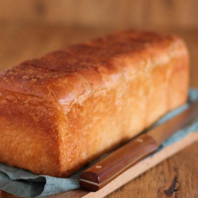 Französisches Butter-Toastbrot