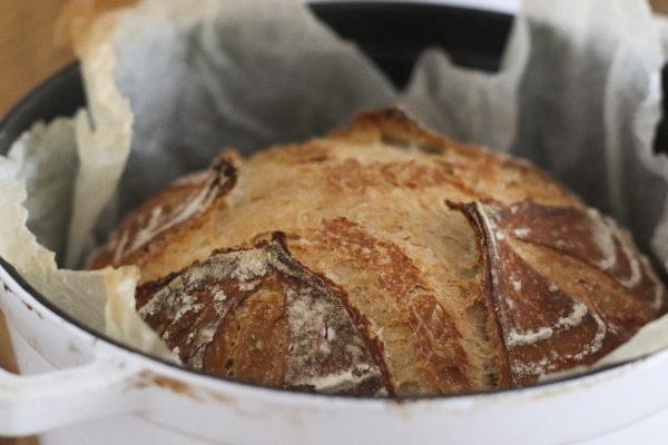 Französisches Weizenkrüstchen
