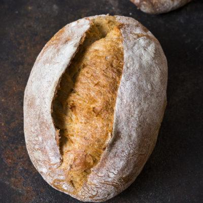 Saftige Kartoffelkruste (Potatoe Crust Bread)
