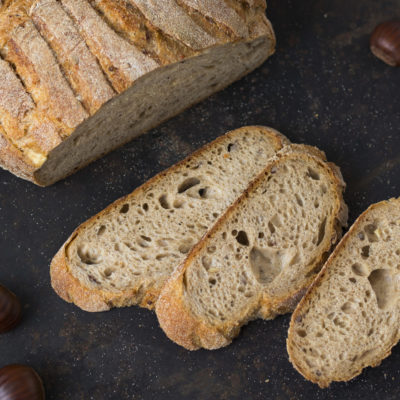 Maroni Brot (Auffrischbrot)