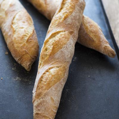 Baguette – auf die einfache Art