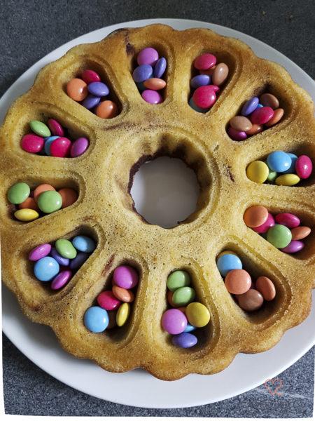 Surprise Marmorkuchen
