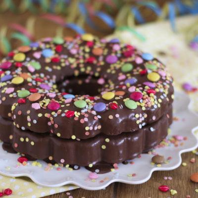Surprise Marmorkuchen – Color Cake