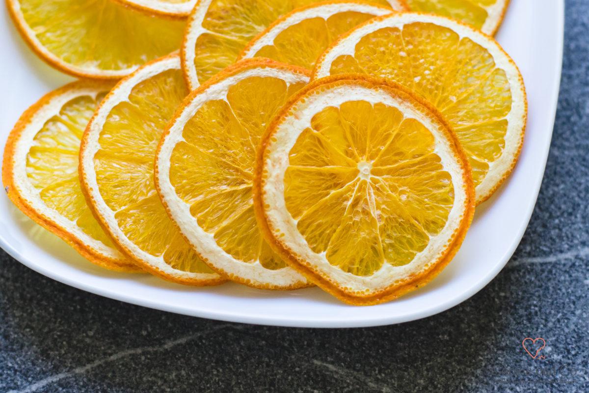 Getrocknete Orangen SlicedKitchen