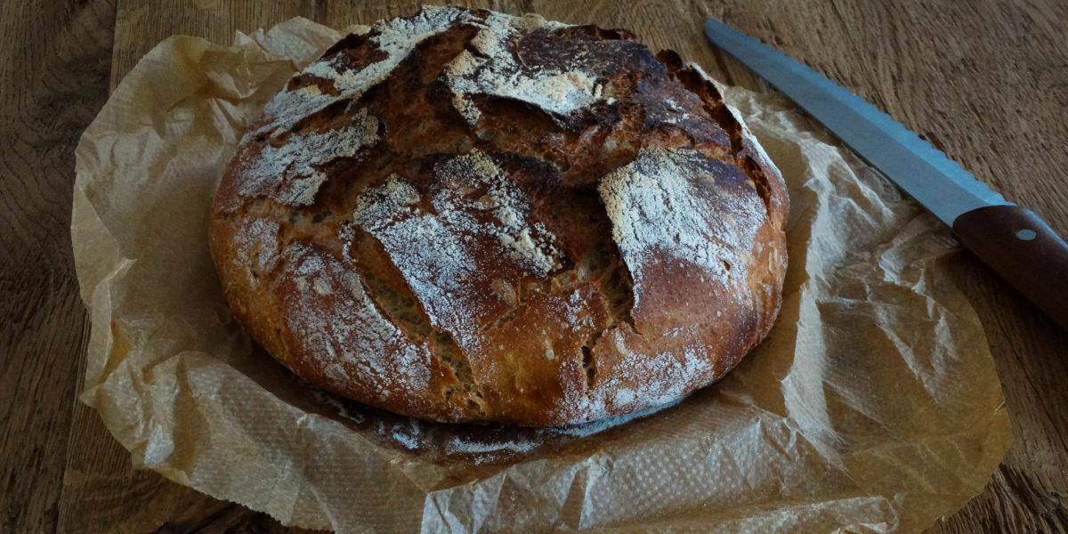 No knead Bread-