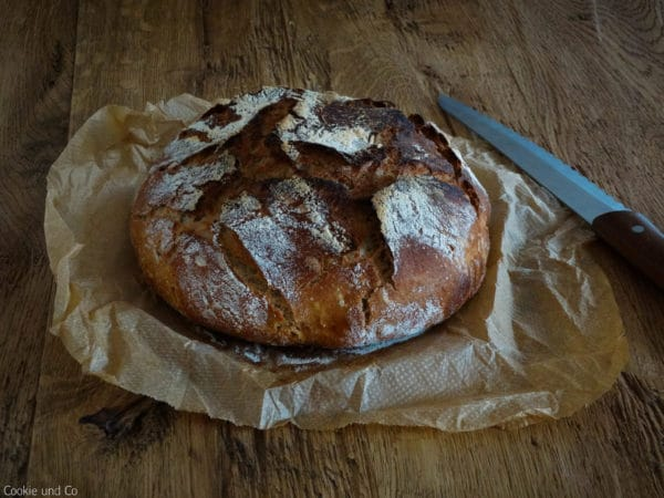 No knead Bread-