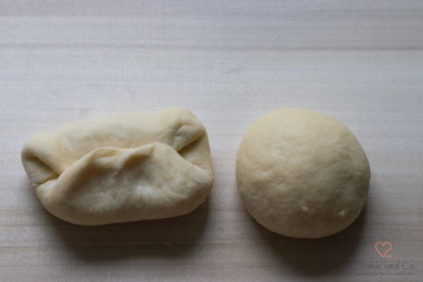Hefeteig für Osterkränze