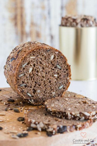Kraftprotz-Brot