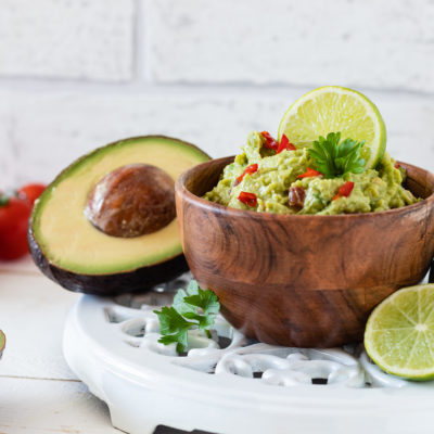 Guacamole Deluxe (Avocado Dip)