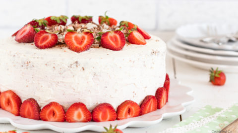 Erdbeertorte mit Yogurette®   Sommertorte