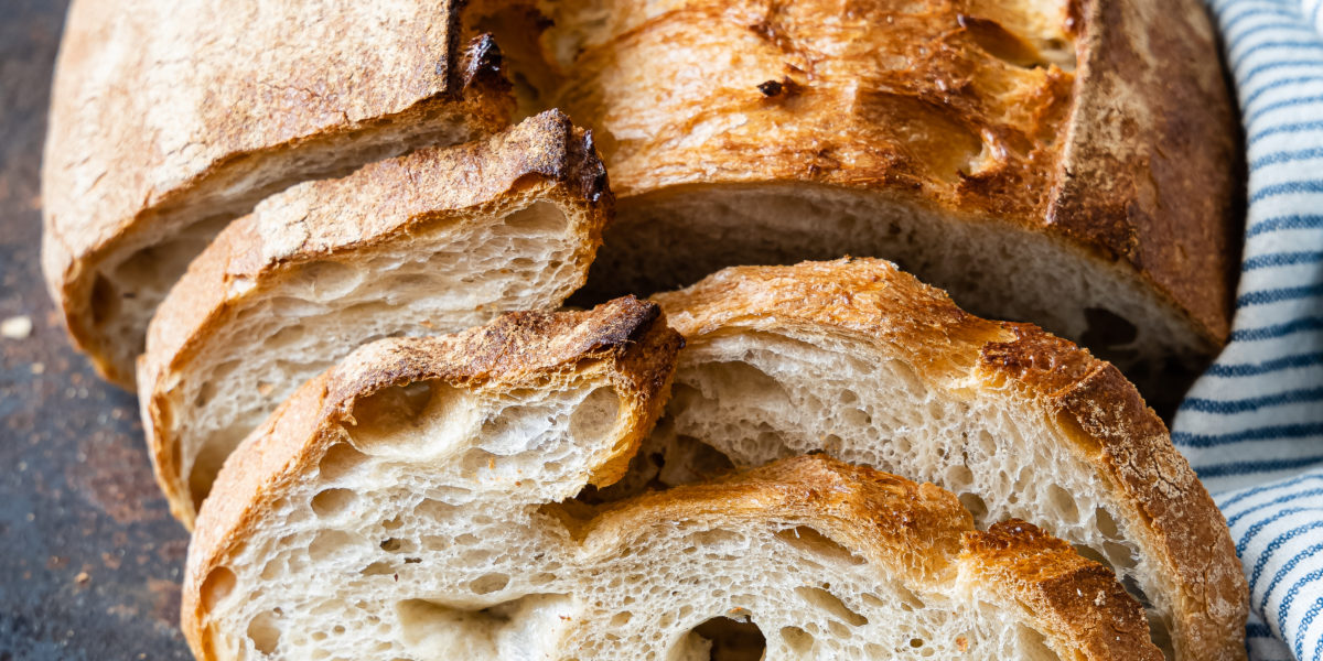 Pain Paysans – französisches Weizenbrot