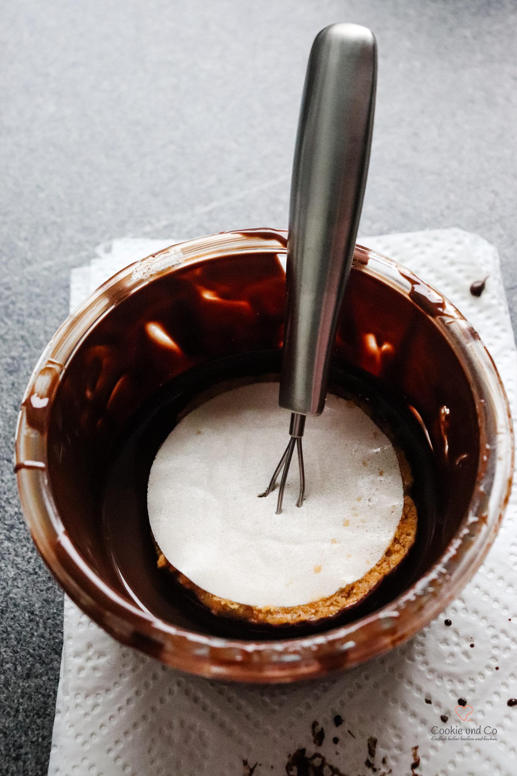 Schokoladenglasur für Lebkuchen