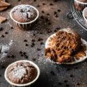 Schokomuffins (saftige Schokoladenmuffins)