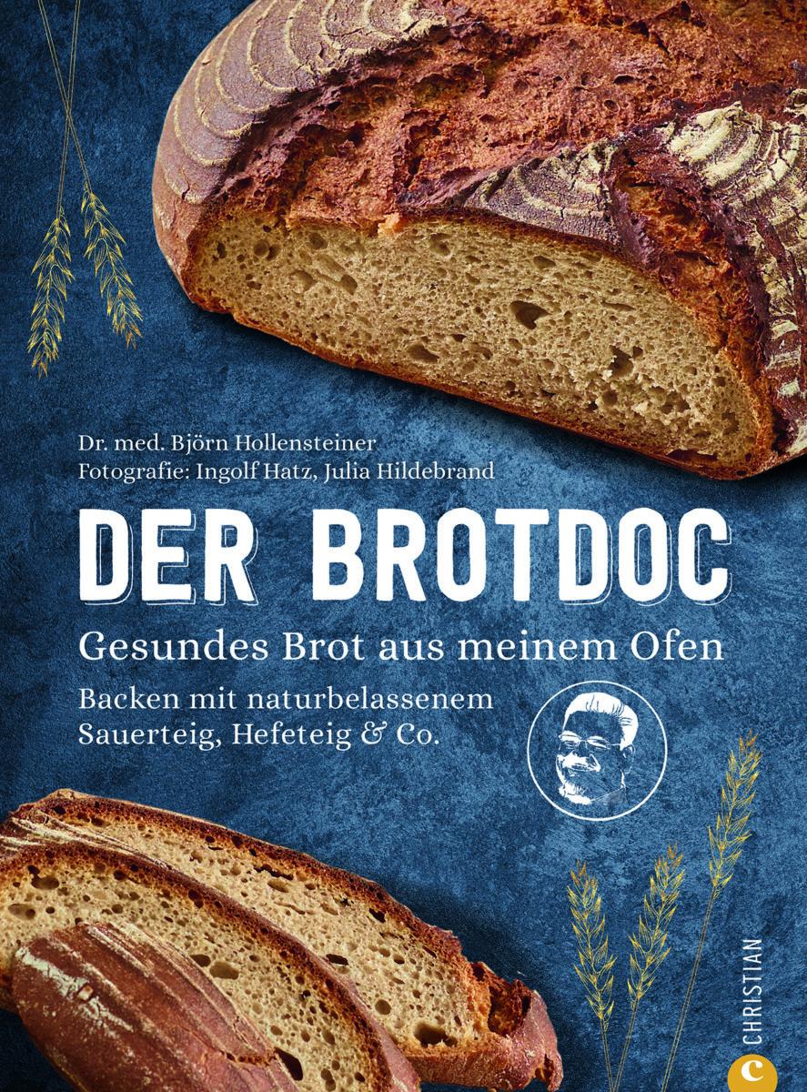 """""""Der Brotdoc"""" von Dr. Björn Hollensteiner"""