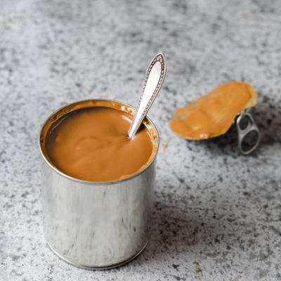 Dulce de Leche - Karamell aus gezuckerter Kondensmilch