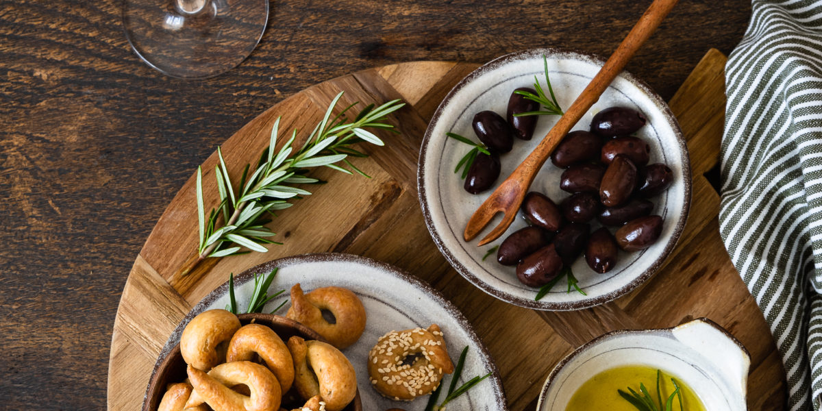 Taralli pugliesi (apulisches Familienrezept)
