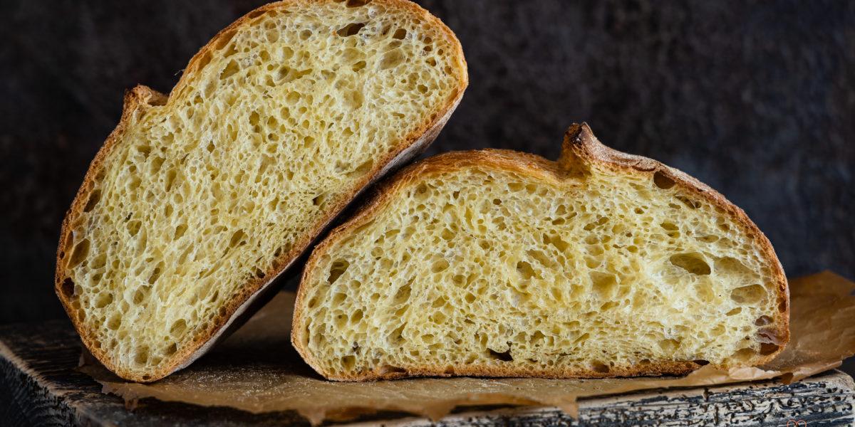 Goldkruste | Einfaches No Knead Bread