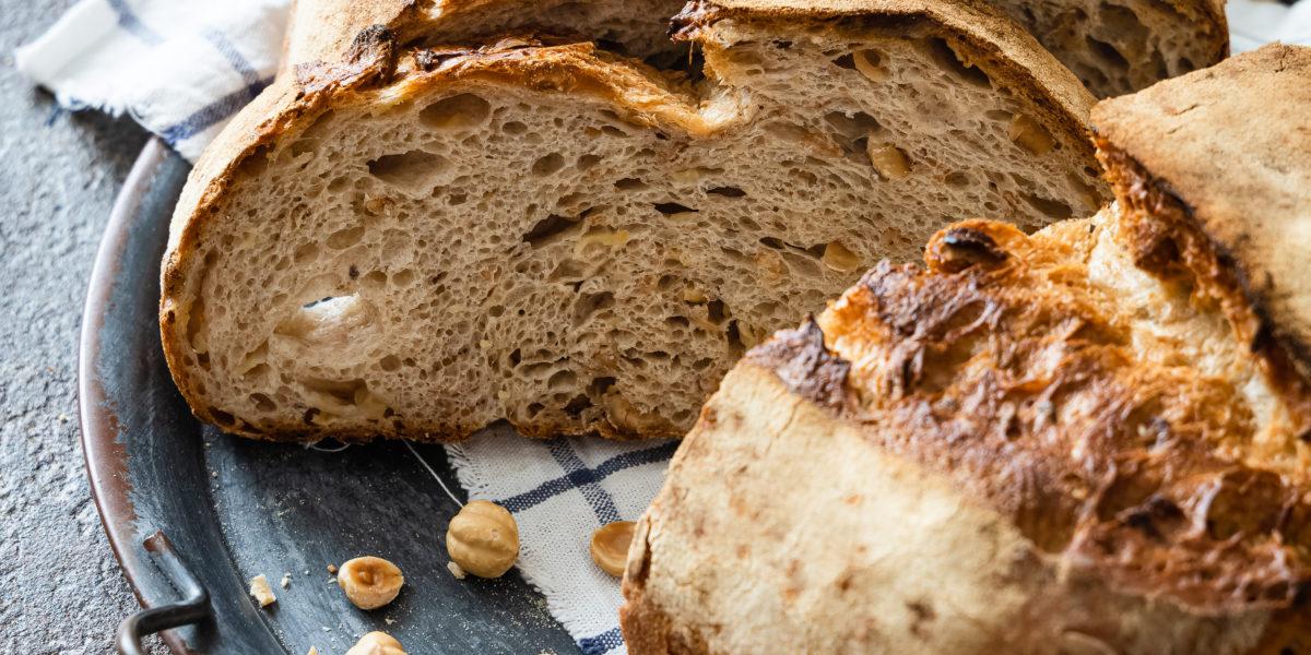 Apfel Nuss Kruste | aromatisch, knusprig & saftig